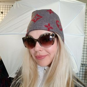 cashmere headband hat
